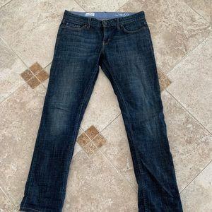 Men's Gap 1969 jeans size 28/32